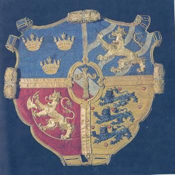 Erik XIV, Sveriges Riksvapen.